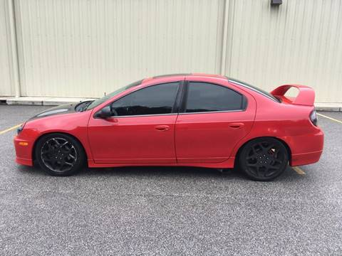 2005 Dodge Neon SRT-4 for sale at RBT Automotive LLC in Perry OH