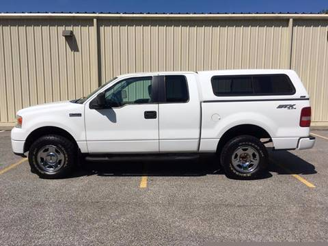 2006 Ford F-150 for sale at RBT Automotive LLC in Perry OH