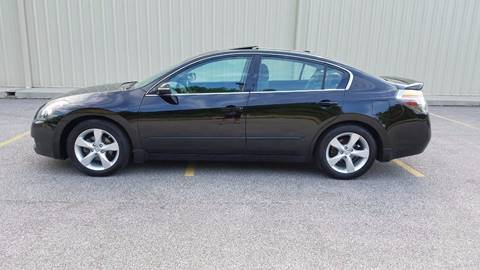 2007 Nissan Altima for sale at RBT Automotive LLC in Perry OH