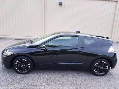 2014 Honda CR-Z for sale at RBT Automotive LLC in Perry OH