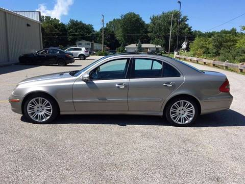 2007 Mercedes-Benz E-Class for sale at RBT Automotive LLC in Perry OH