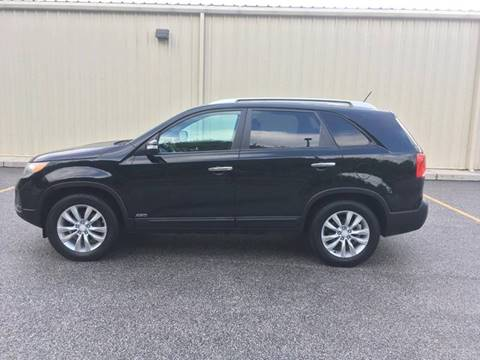 2011 Kia Sorento for sale at RBT Automotive LLC in Perry OH