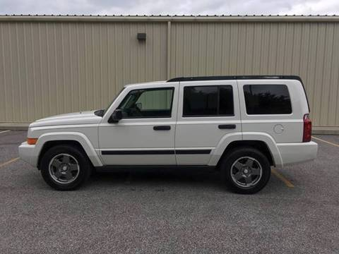 2006 Jeep Commander for sale at RBT Automotive LLC in Perry OH