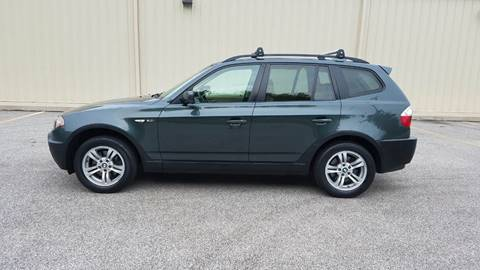 2005 BMW X3 for sale at RBT Automotive LLC in Perry OH