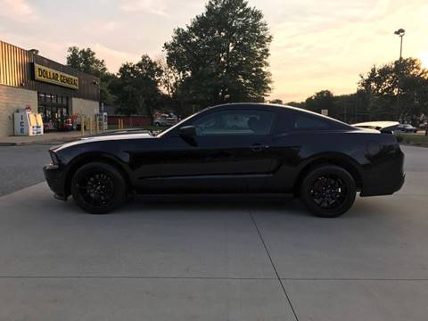 2012 Ford Mustang for sale at RBT Automotive LLC in Perry OH