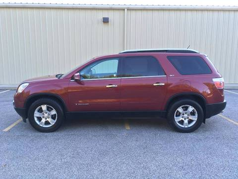 2007 GMC Acadia for sale at RBT Automotive LLC in Perry OH