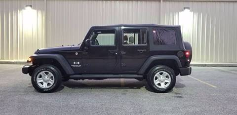 2007 Jeep Wrangler Unlimited for sale in Perry, OH
