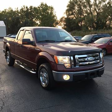 2009 Ford F-150 for sale at RBT Automotive LLC in Perry OH