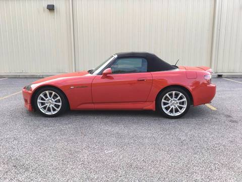 2000 Honda S2000 for sale at RBT Automotive LLC in Perry OH