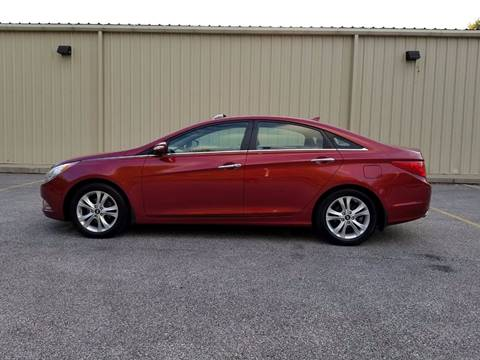 2011 Hyundai Sonata for sale at RBT Automotive LLC in Perry OH