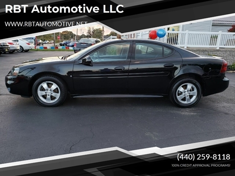 2008 Pontiac Grand Prix for sale in Perry, OH