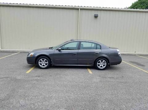 2005 Nissan Altima for sale at RBT Automotive LLC in Perry OH