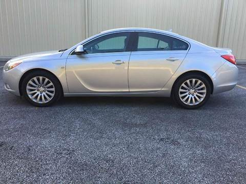2011 Buick Regal for sale at RBT Automotive LLC in Perry OH