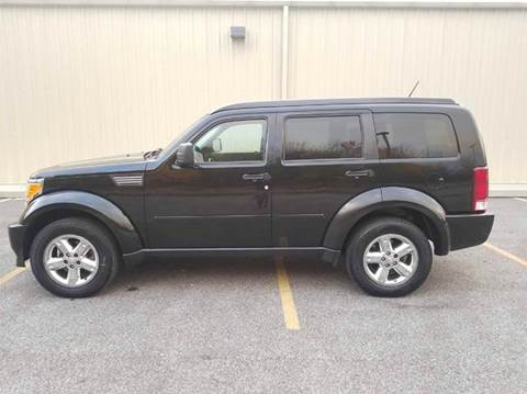 2007 Dodge Nitro for sale at RBT Automotive LLC in Perry OH