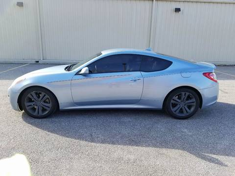 2010 Hyundai Genesis Coupe for sale in Perry, OH