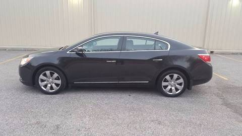 2013 Buick LaCrosse for sale at RBT Automotive LLC in Perry OH