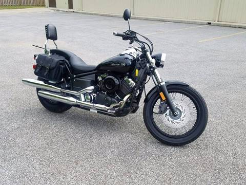 2009 Yamaha V-Star for sale at RBT Automotive LLC in Perry OH