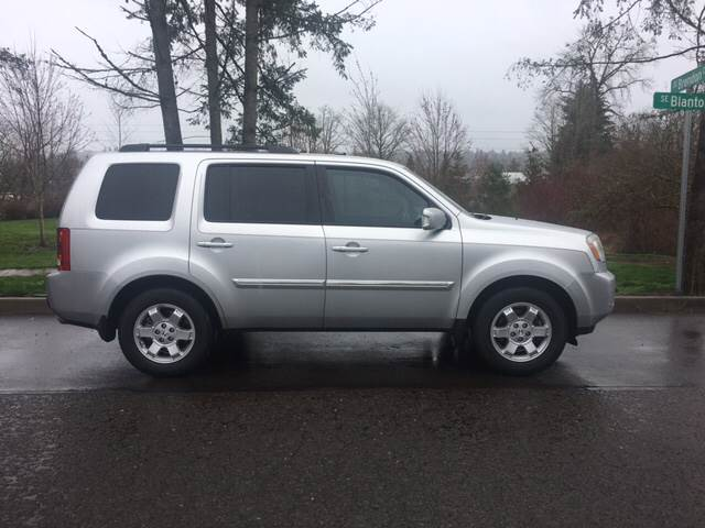 2010 Honda Pilot For Sale At PDX Motorsports LLC In Milwaukie OR