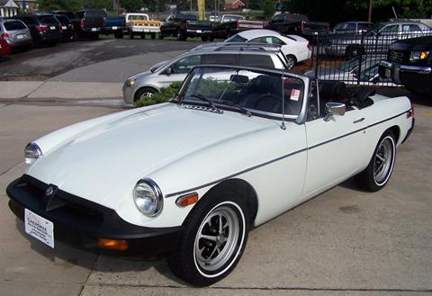 1976 MG MGB for sale in Canton, GA