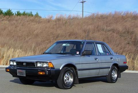 1982 Honda Accord for sale in Canton, GA