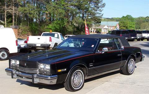 1985 Oldsmobile Toronado for sale in Canton, GA