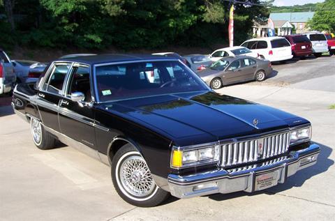 1986 Pontiac Parisienne for sale in Canton, GA