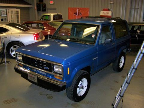 1987 Ford Bronco II for sale in Canton, GA