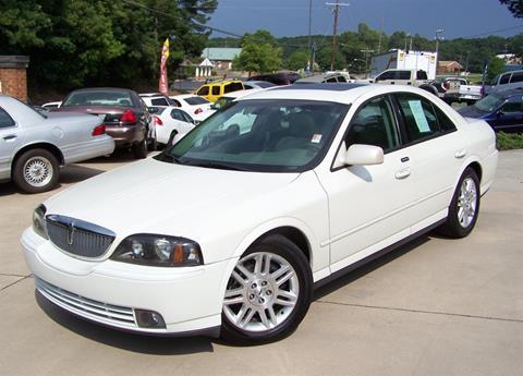 2003 Lincoln LS for sale in Canton, GA