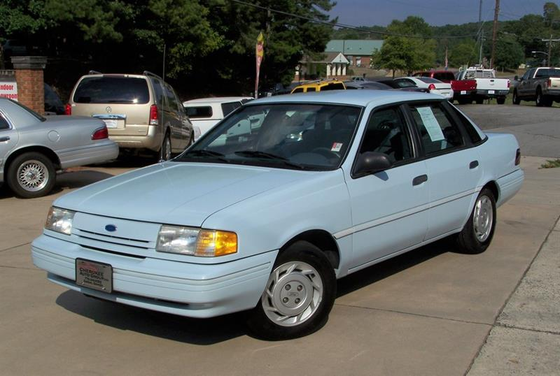1992 Ford Tempo GL (image 1)