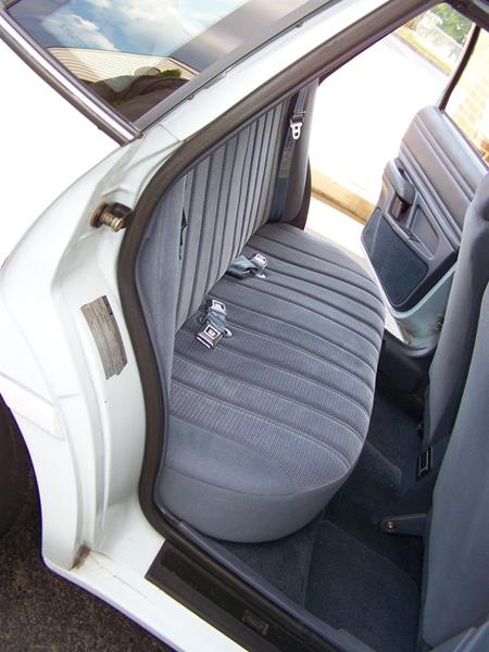 1992 Ford Tempo GL (image 52)