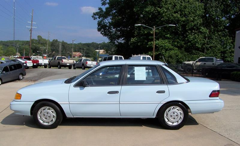 1992 Ford Tempo GL (image 6)