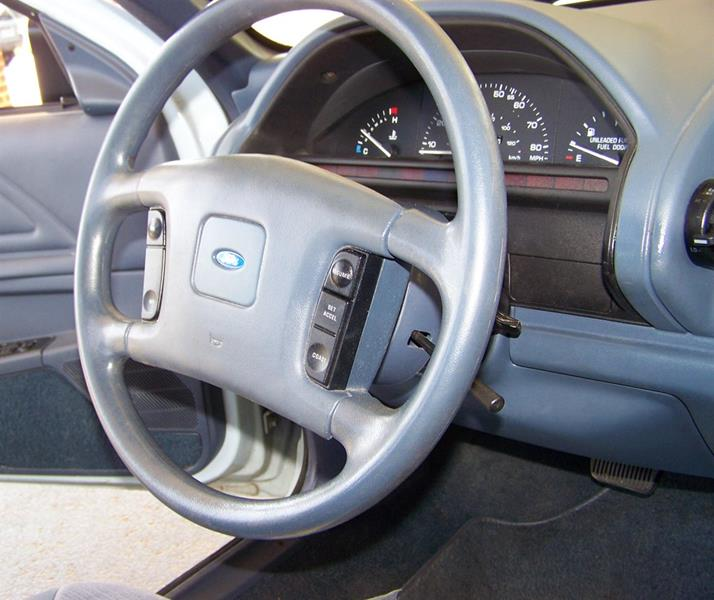 1992 Ford Tempo GL (image 61)