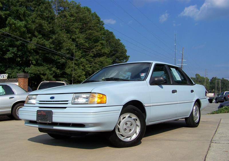1992 Ford Tempo GL (image 22)