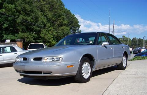 1998 Oldsmobile Eighty-Eight for sale in Canton, GA
