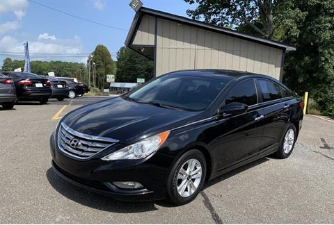 2011 Hyundai Sonata for sale in Canton, GA