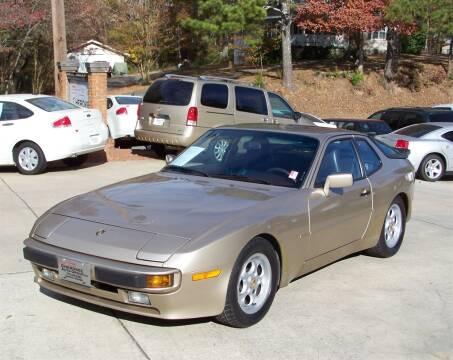 1986 Porsche 944 for sale in Canton, GA