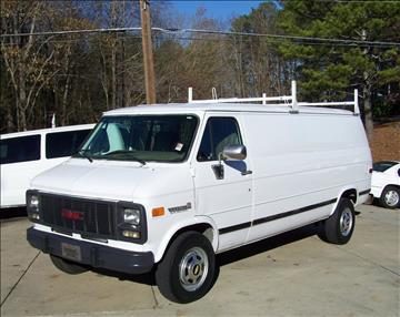 1995 GMC Vandura for sale in Canton, GA