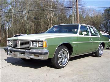 1979 Pontiac Catalina for sale in Canton, GA