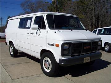 1989 GMC Vandura for sale in Canton, GA