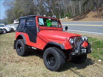 1978 Jeep CJ-5 for sale in Canton, GA