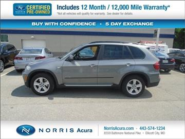 2012 BMW X5 for sale in Ellicott City, MD