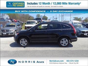 2010 Honda CR-V for sale in Ellicott City, MD