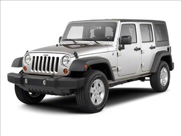 2012 Jeep Wrangler Unlimited for sale in Ellicott City, MD