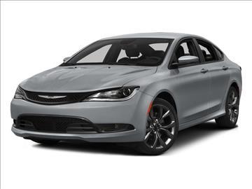 2015 Chrysler 200 for sale in Ellicott City, MD