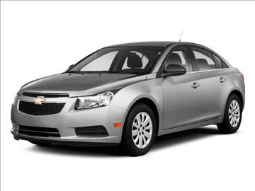 2012 Chevrolet Cruze for sale in Ellicott City, MD
