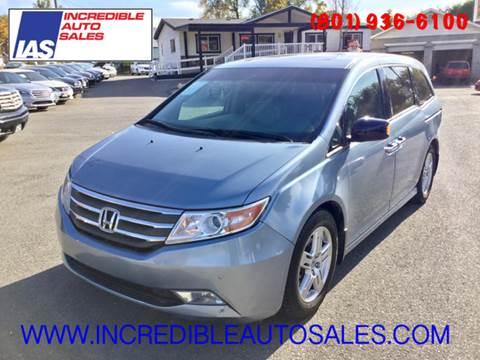 2011 Honda Odyssey for sale in Bountiful, UT