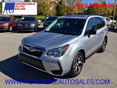 2016 Subaru Forester for sale in Bountiful, UT