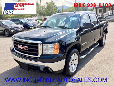 2007 GMC Sierra 1500 for sale in Bountiful, UT