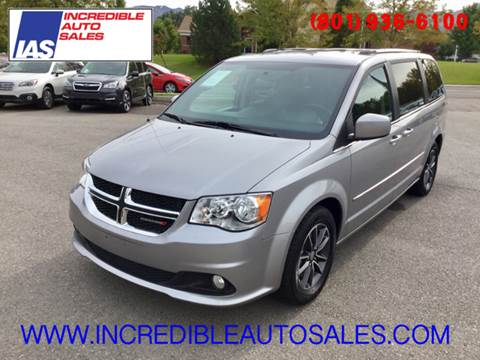 2017 Dodge Grand Caravan for sale in Bountiful, UT