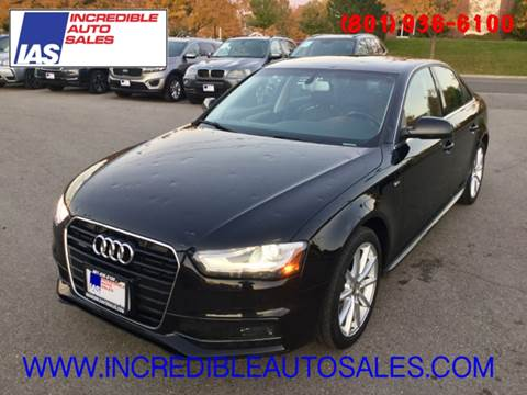 2015 Audi A4 for sale in Bountiful, UT